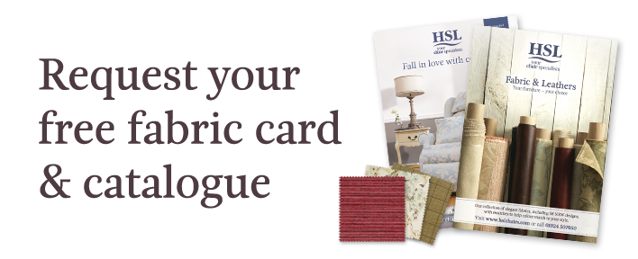 Request your free fabric card & catalogue
