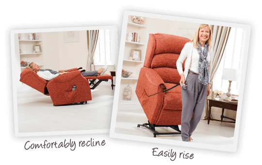 View our Riser Recliners