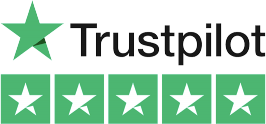 Rated 5 stars on Trustpilot