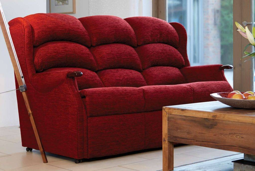 Linton Three-Seater Sofa