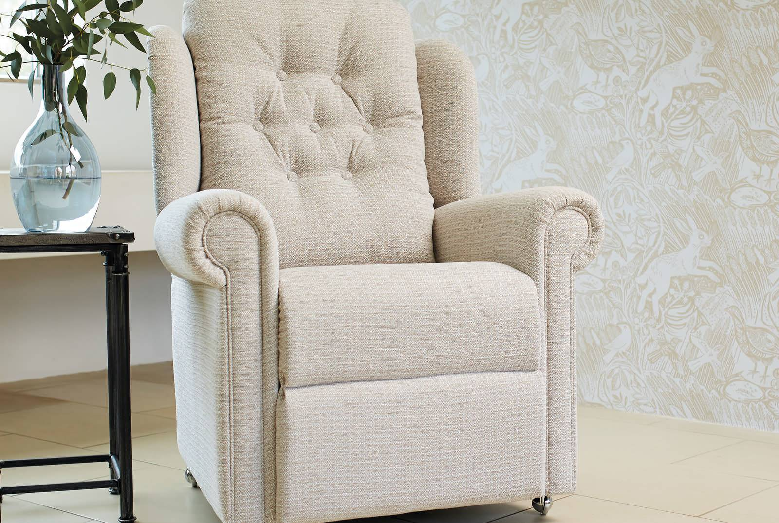 Hampton Relax Comfort Chair in Vienna Grey