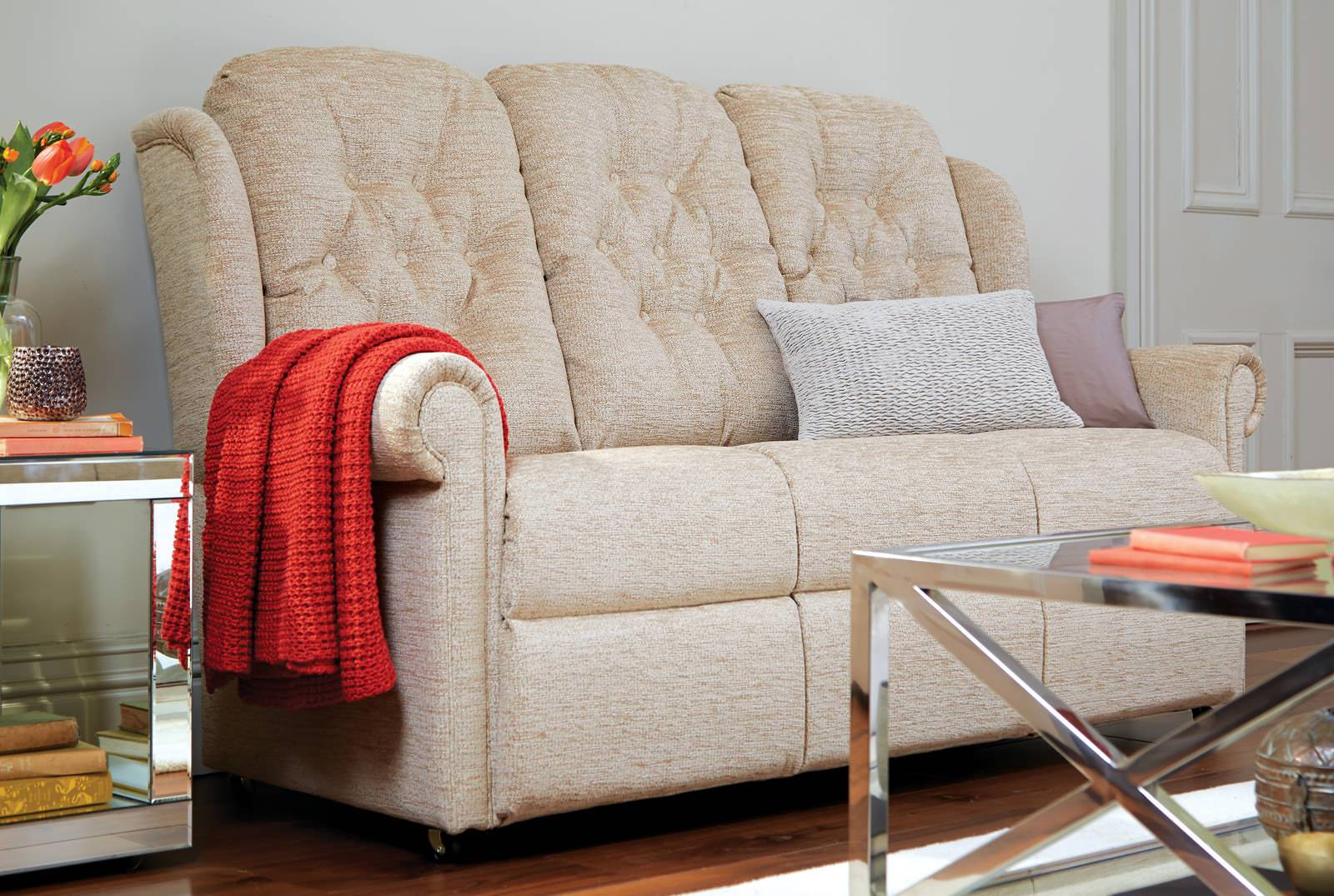 Hampton Relax Three-Seater Sofa