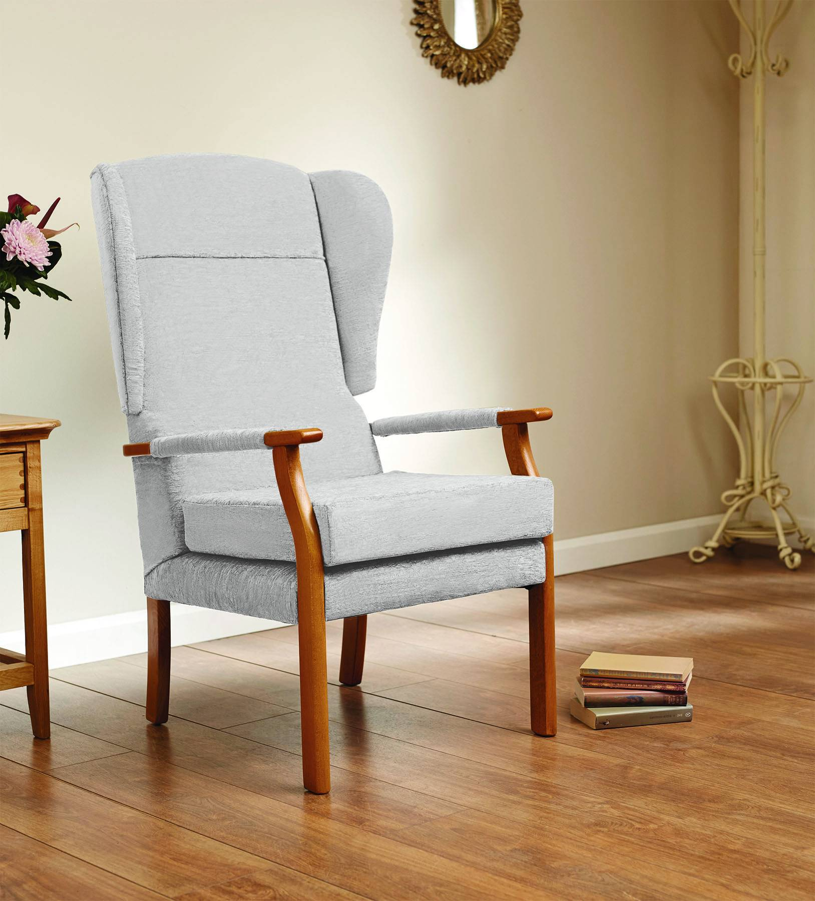 Introducing The Oakdale Fireside Chair
