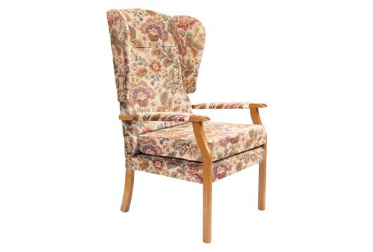 Oakdale Comfort Chair in Garland Tapestry