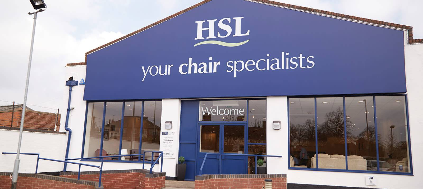 HSL Leicester Store