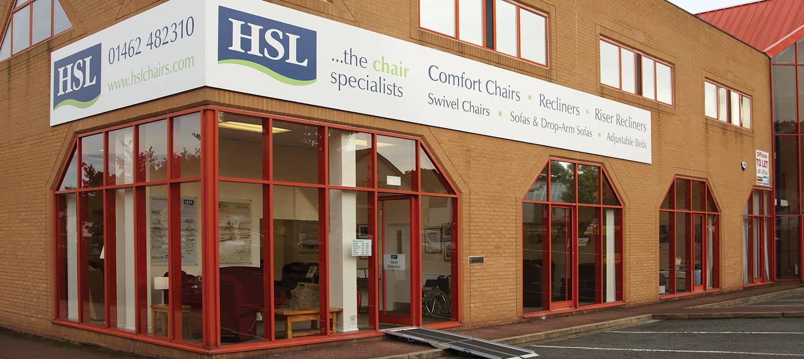 HSL Letchworth Store