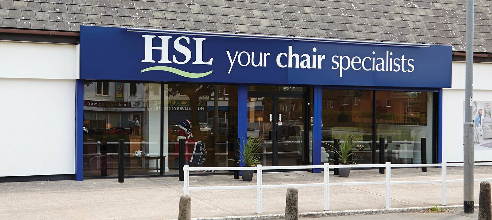 HSL Newcastle-under-Lyme Store