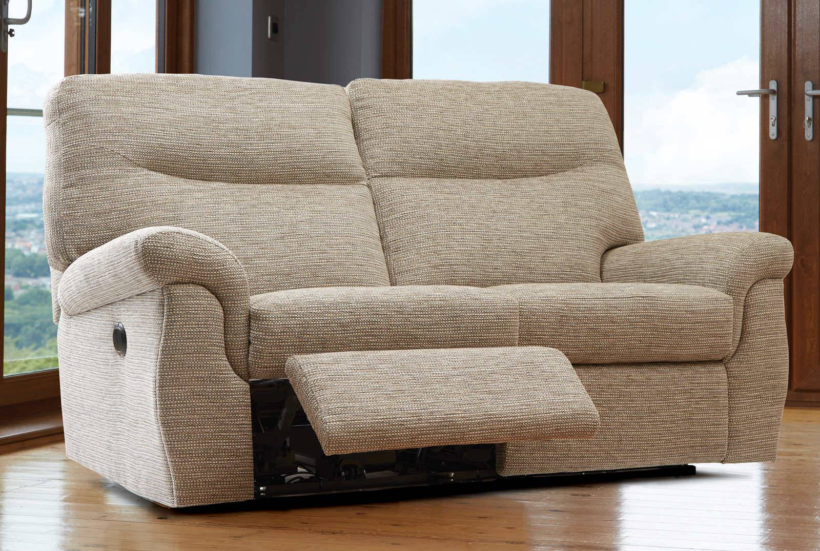 Ashbourne Two-Seater Recliner Sofa