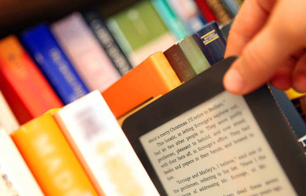 The e-book vs the traditional book