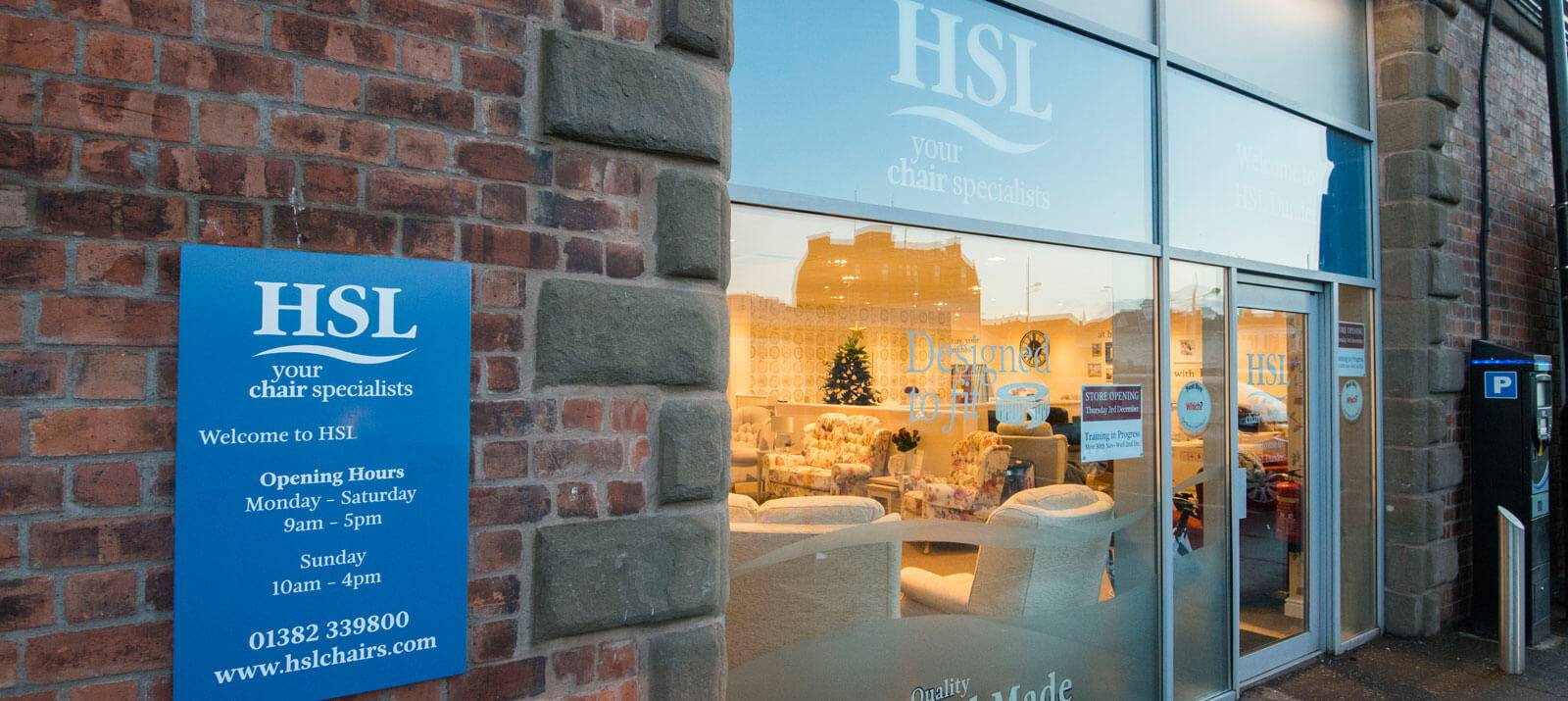 HSL Dundee Store