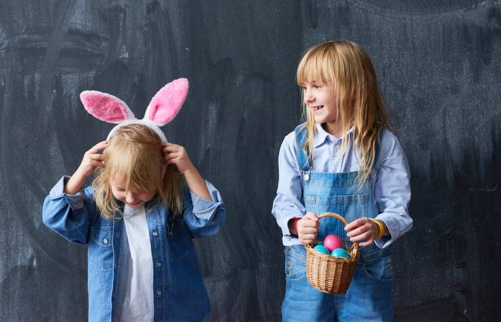 How to keep the grandkids active this Easter