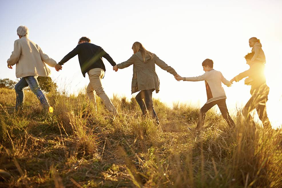 Is family the key to a happy and fulfilled life?