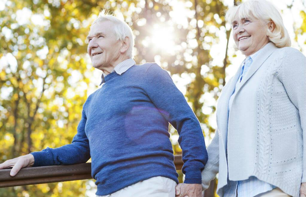 How to prevent falling as you get older…