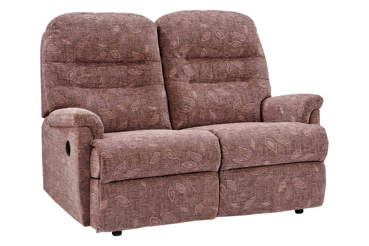 Penrith Two-Seater Catch Recliner Sofa