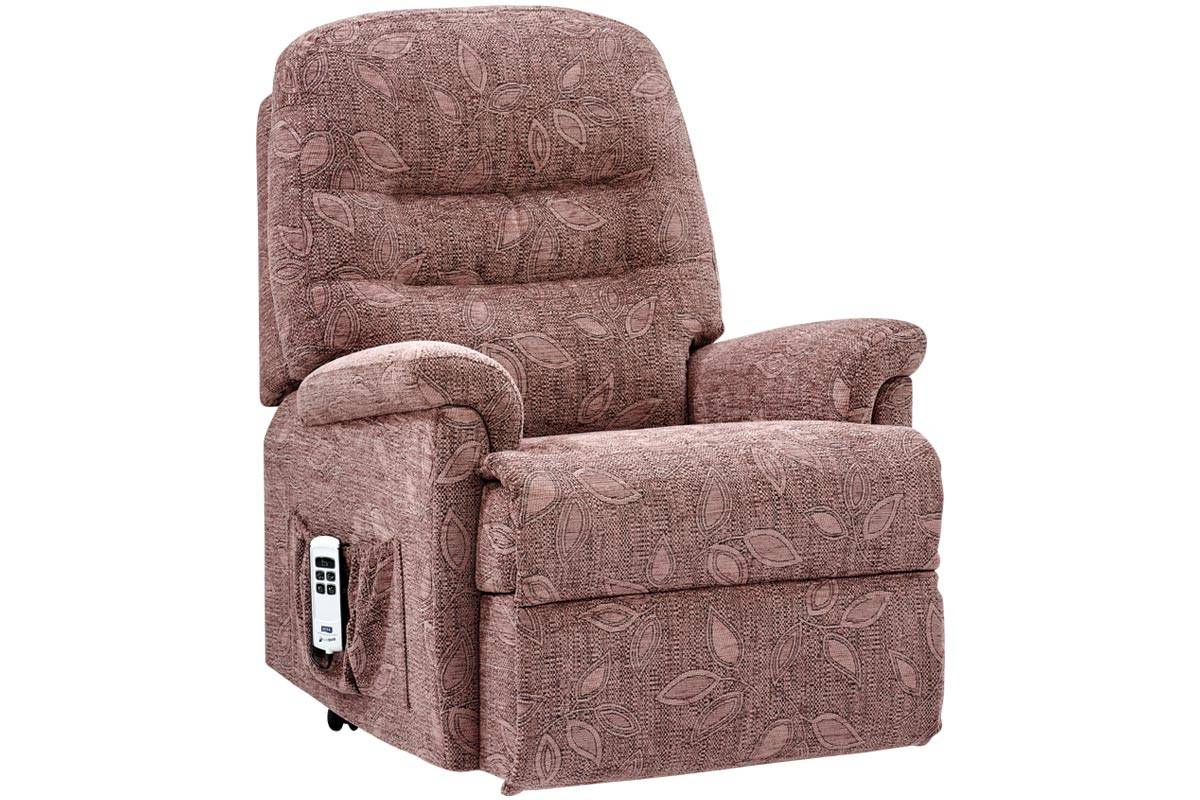 Linton Dual Motor Riser Recliner Available In Fabric