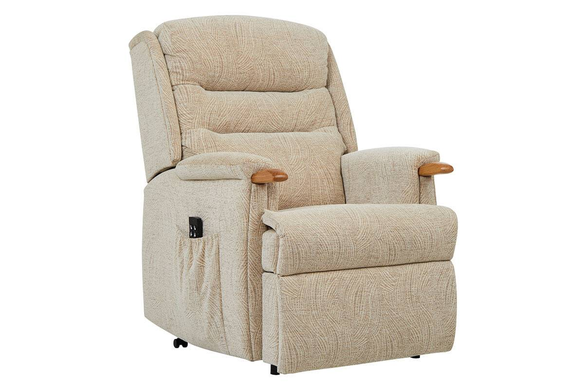Ripley Single Motor Riser Recliner (with Knuckles)