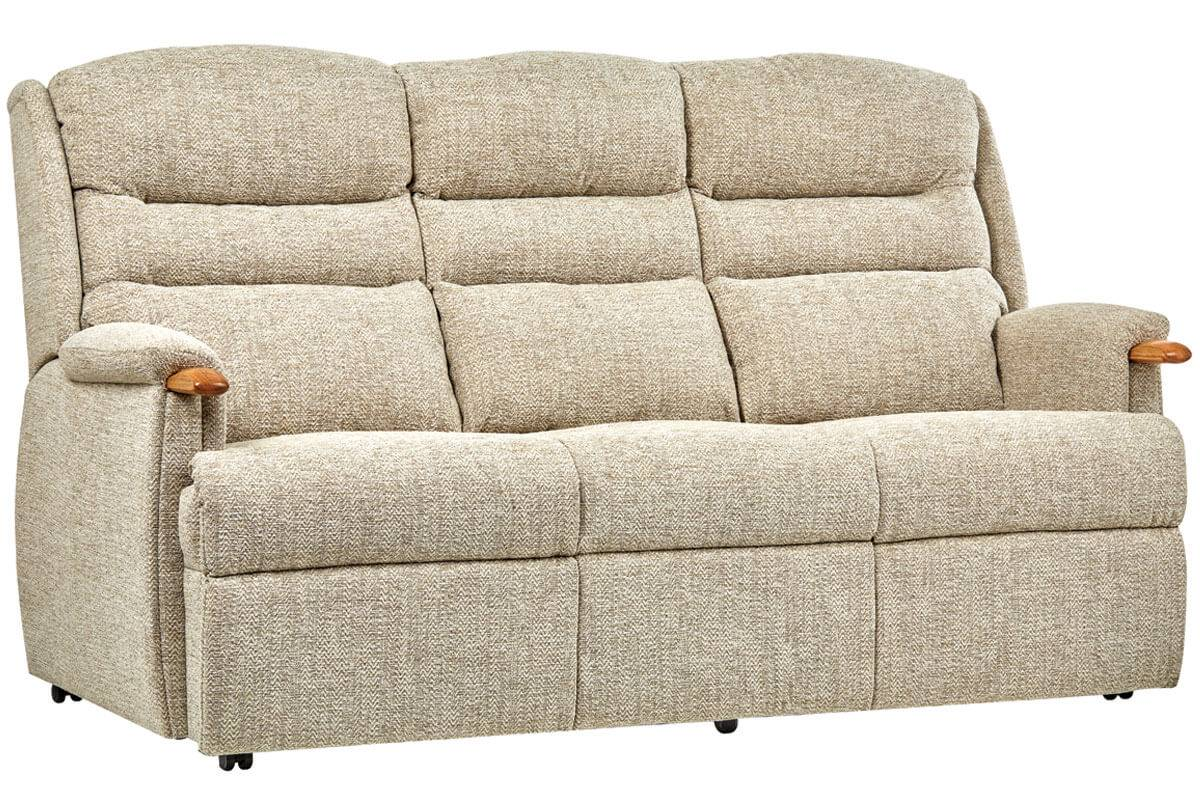 Ripley Three-Seater Comfort Sofa (with Knuckles)