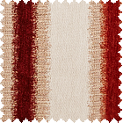 Taylor Stripe Cranberry
