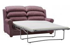 Montrose Waterfall Back Three-Seater Sofa Bed
