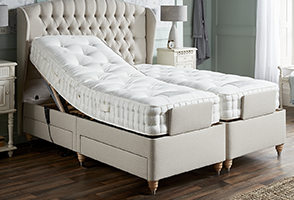 View our Luxurious Handmade Adjustable Beds