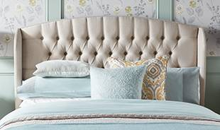 View our Headboards