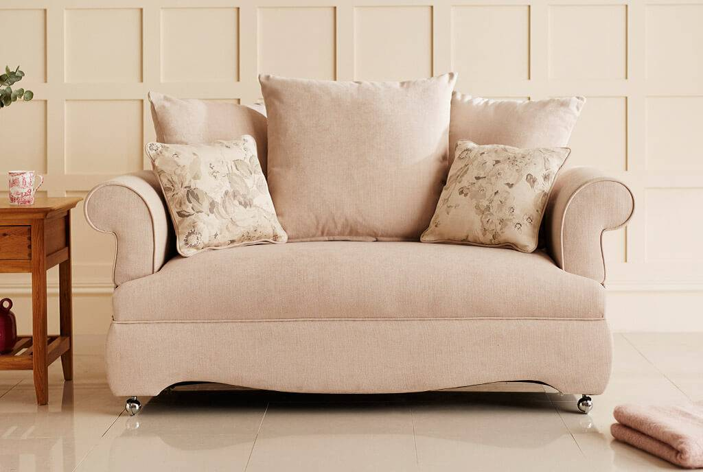 Beaumont Drop-Arm Sofa