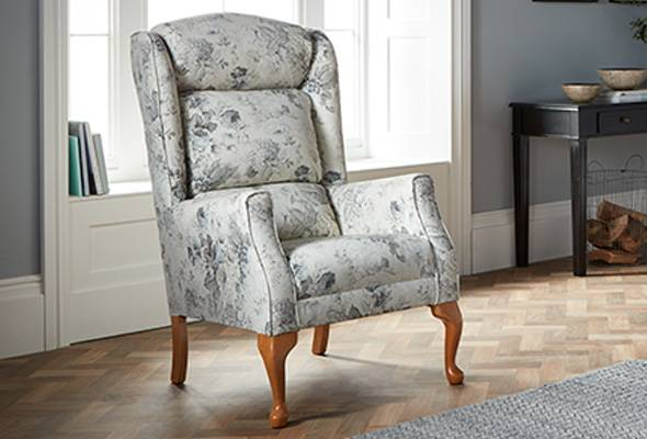 Carlton Fireside Chair