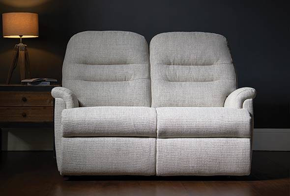 Penrith 2-Seater Manual Recliner Sofa