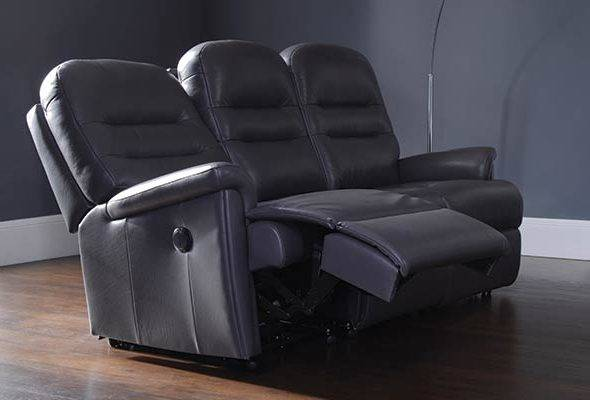 Penrith 3-Seater Rechargeable Power Recliner Sofa