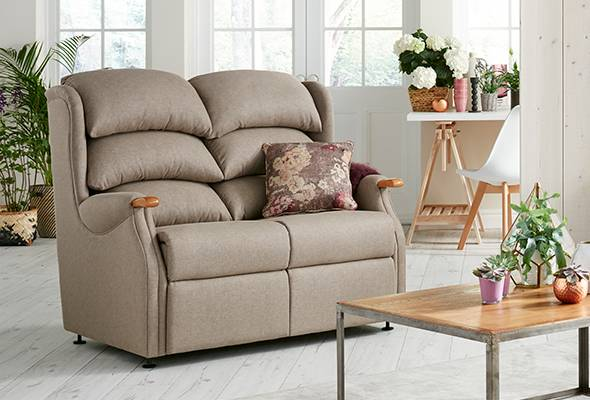 Linton Two-Seater Sofa