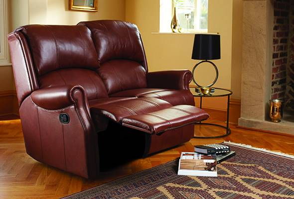 Berwick Two-Seater Catch Recliner