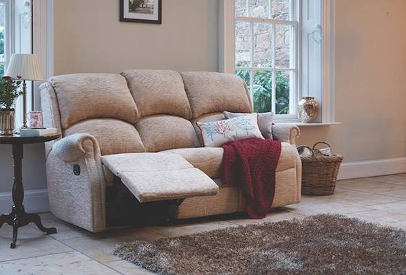 Berwick Three-Seater Power Recliner