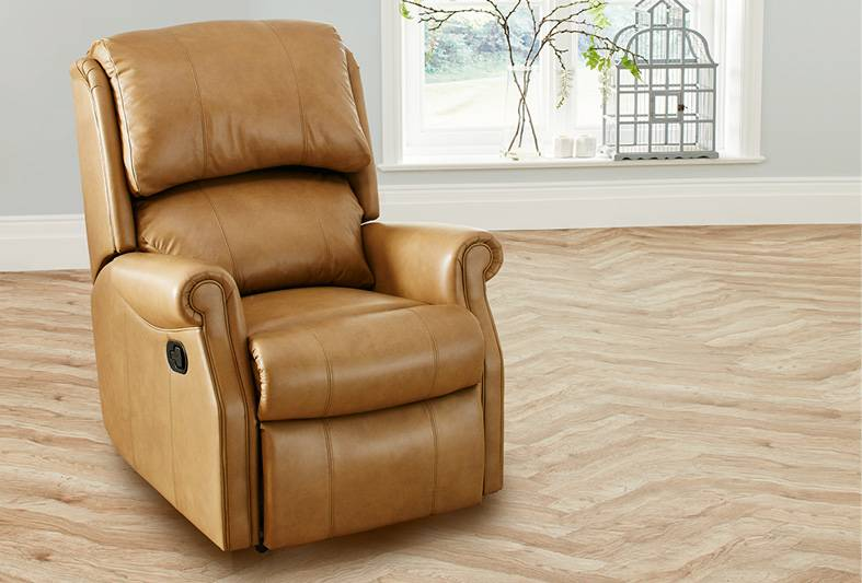 Berwick Catch and Handle Recliner