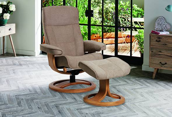 Hamilton Swivel Chair