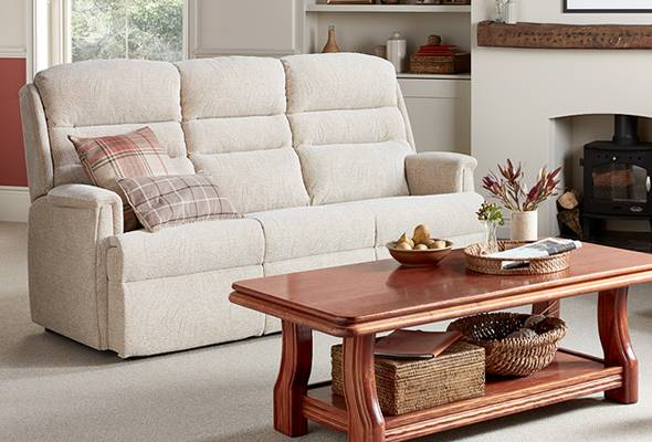Ripley Three-Seater Sofa