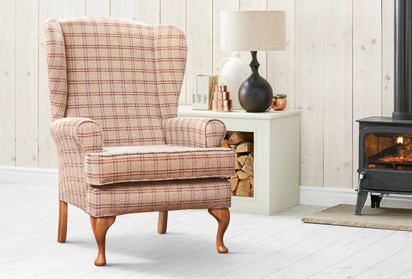 Buckingham Fireside Chair