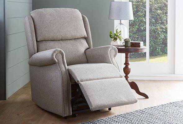 Burrows Single Motor Riser Recliner