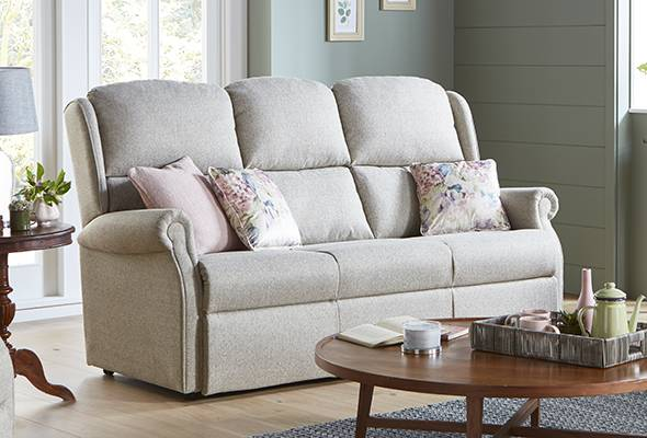 Burrows 3-Seater Sofa