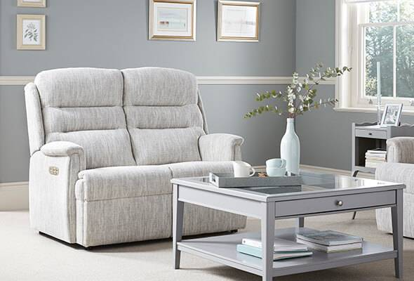 Ripley 2-Seater Power Recliner Sofa