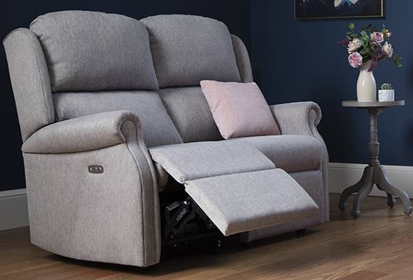 Burrows Relax 2-Seater Power Recliner Sofa