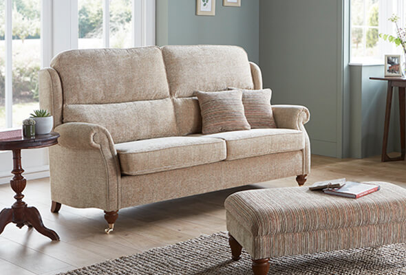 Burrows Classic 2.5-Seater Sofa