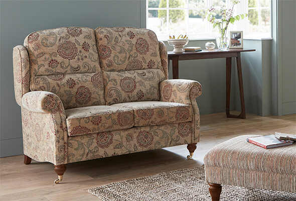Burrows Classic 2-Seater Sofa