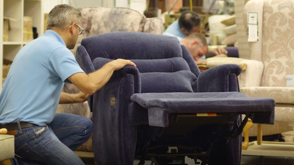 Hsl The Comfort Experts Handmade Chairs Beds Sofas Hsl