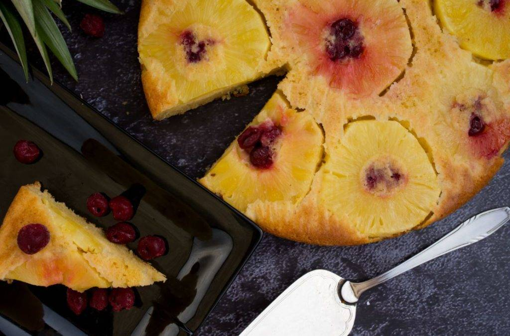 20s Pinapple Upside Down Cake