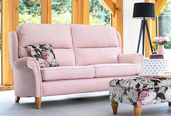 Burrows Classic 3-Seater Sofa