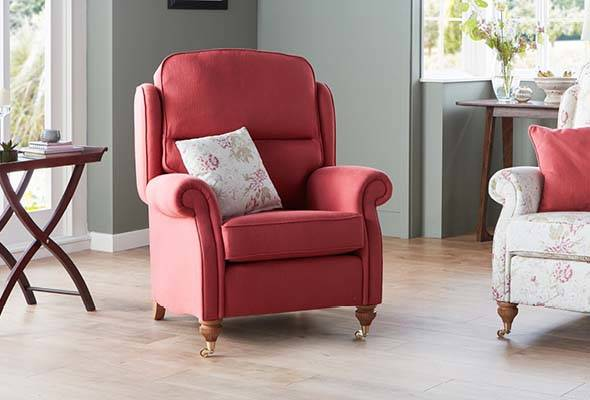 Burrows Classic Armchair