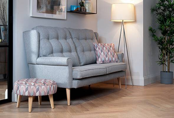 Carnaby 2-Seater Sofa