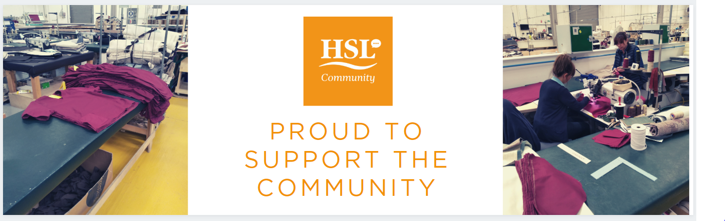Proud To Support The Community