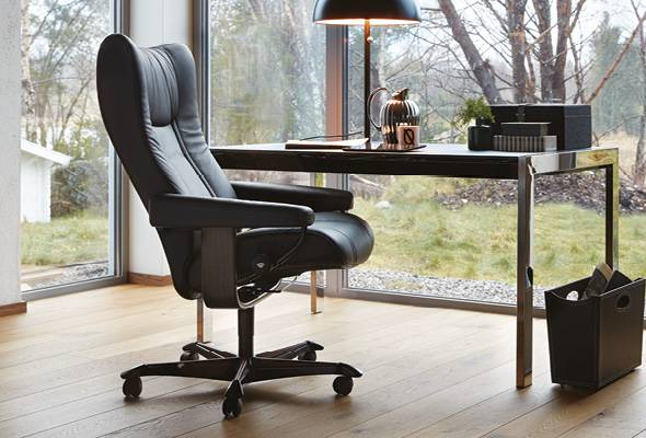 Stressless® Wing Office Chair