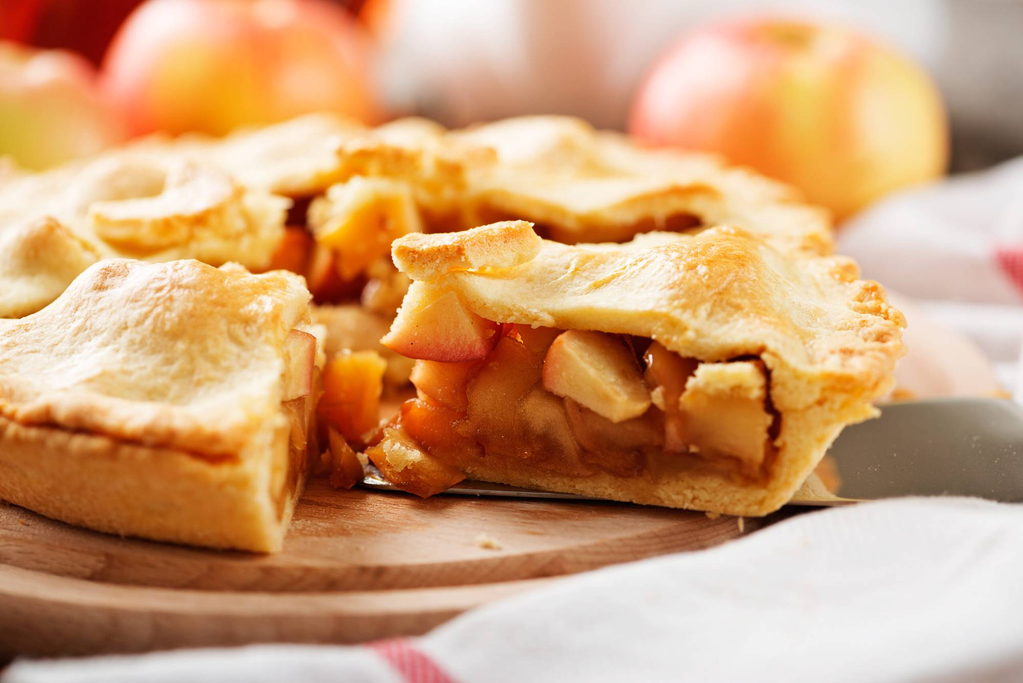 Homemade,apple,pie.